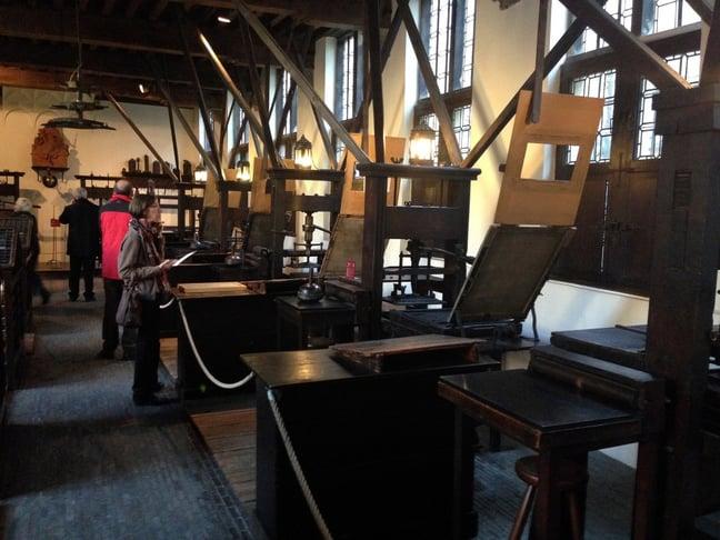 Museum Plantin-Moretus, Antwerpen